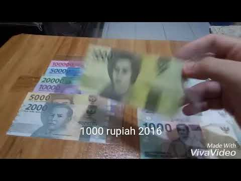Banknotes Of Indonesia (Indonesian Rupiah)