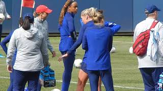USWNT Open Training Chicago
