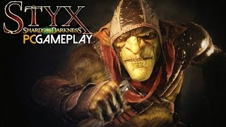 Styx: Shards of Darkness Gameplay (PC HD)