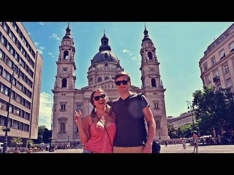 BIKE TOUR IN BUDAPEST WITH BUDAPEST BIKE BREEZE | Daily Travel Vlog 122, Hungary, HD