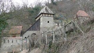 Illegal errichtete Trutzburg aus Heppenheim muss abgerissen werden