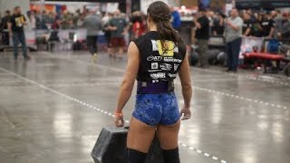 Arnold Classic 2018 - WOMENS STRONGMAN COMPETITION