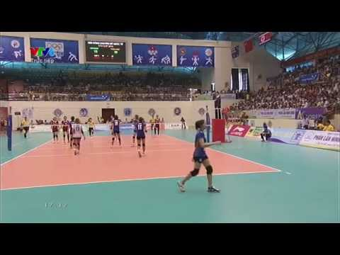 Vietnam vs Thailand - VTV Cup 2014 D1