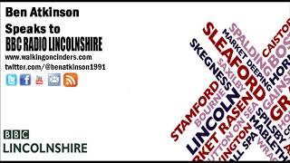 [Archive Video] Ben Atkinson speaks to BBC Radio Lincolnshire - 01/07/2011