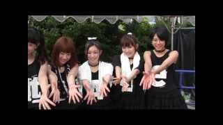 アイドル横丁夏まつり!!〜2013〜でのひめキュンフルーツ缶(愛媛...