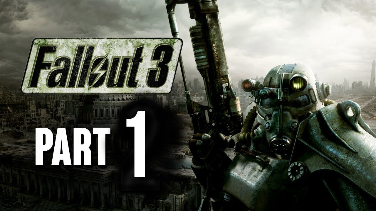 1ed387c7b999c Fallout 3 Walkthrough Part 1 - Leaving Vault 101 (Let s Play Commentary) PC  Xbox PS3 - YouTube