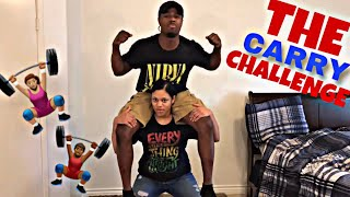 CARRYING CHALLENGE | LIFT AND CARRY | LENA&WILL