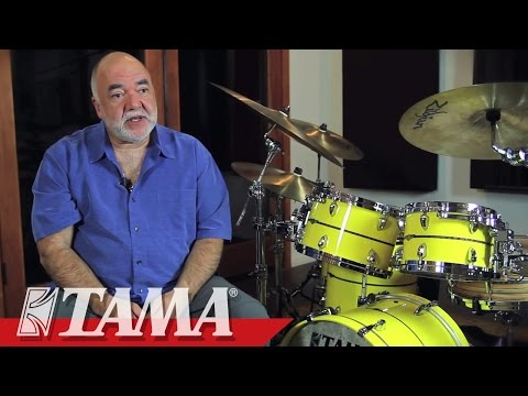 Peter Erskine Joins the TAMA Family!