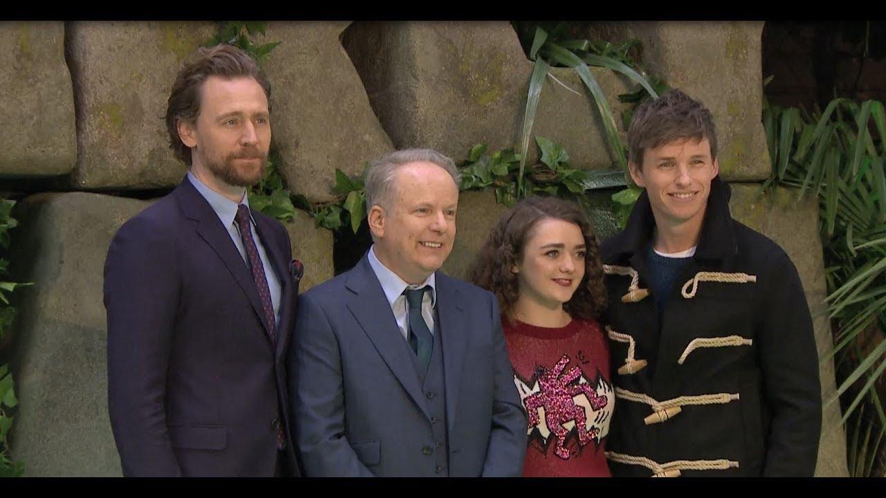 Download EARLY MAN -  Highlights With Eddie Redmayne, Tom Hiddleston and Maisie Williams - World Premiere