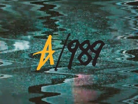 A/989 // DEFINE YOUR DECADE
