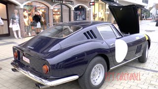 Ferrari 275 GTB/C being loaded in the trailer - Real or replica?