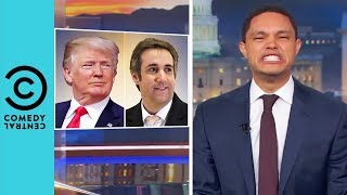 President Trump Went To Bed Fuming | The Daily Show With Trevor Noah