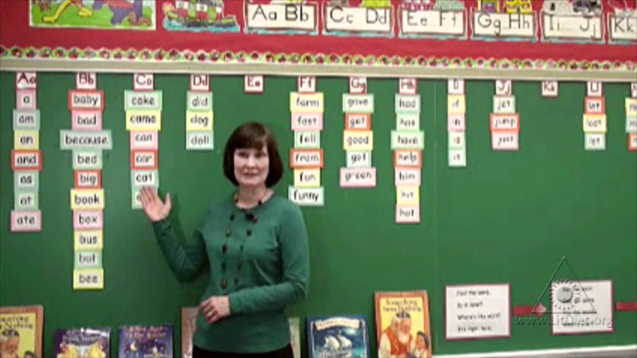 Clap and Chant: Spelling Word Wall Words in Second Grade (Virtual Tour ...