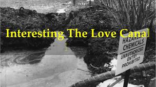 Facts About Love Canal