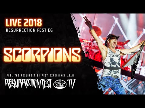 Aimee - Scorpions Live at Resurrection Fest