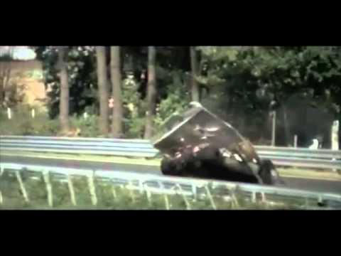 Le Mans 1971 Steve Mcqueen Porsche 917 Crash Youtube