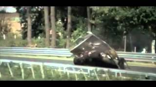 Le Mans 1971 ( Steve McQueen ) Porsche 917 Crash