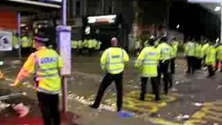 Police inciting riot - Nottinghill carnival 2008