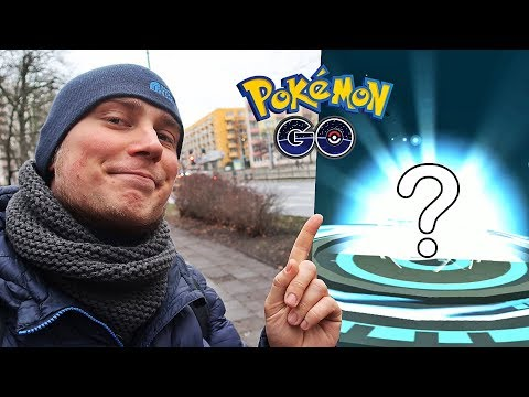 OTO NAJRZADSZY POKEMON W POKEMON GO thumbnail