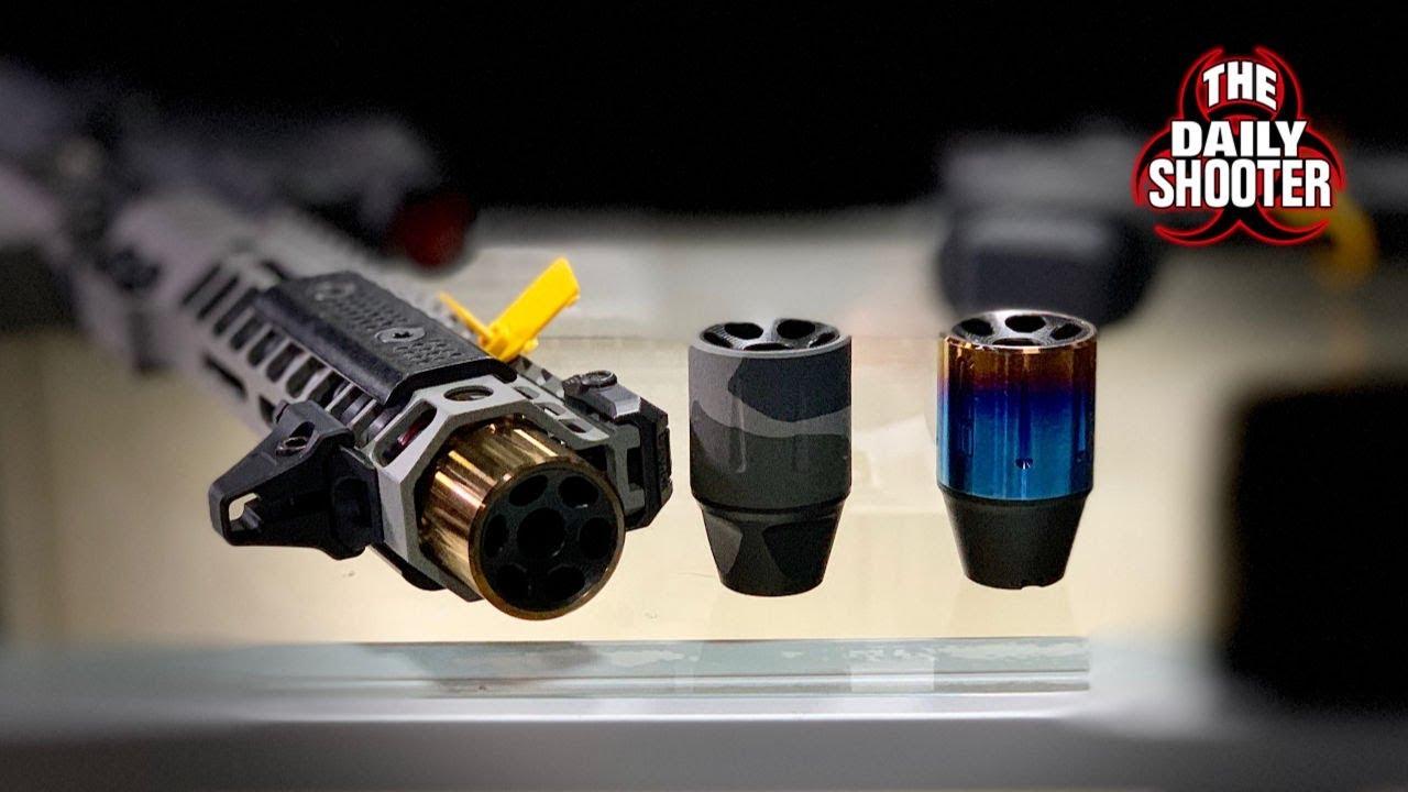 Best of SHOT Show Day 1.  Fortis, SLR Rifleworks, Agilite, DSG etc