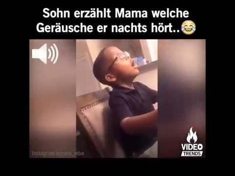Sohn Erzählt Mama Welche Geräusche Er Nachts Hört😂