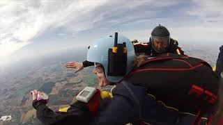 How to celebrate birthdays - Skydiving