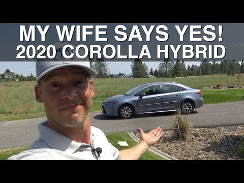 Real World Review: 2020 Toyota Corolla Hybrid on Everyman Driver