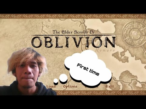 Malaysian Boy Gamer play The Elder scrolls IV:Oblivion for the First Time!!!! Part 1 |