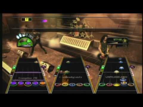 Guitar Hero Metallica - Orion Full Band Second Place