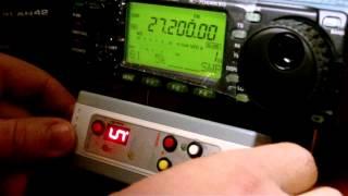 Автоинформатор AI-202 + ICOM IC-706 mk2G мини тест(Автоинформатор AI-202 и ICOM IC-706 mk2G мини тест. Небольшой тест работы автоинформатора AI-202 и трансивера ICOM IC-706..., 2013-03-15T15:44:01.000Z)