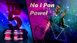Top 5 remixów: Pan Paweł | Paweł Jumper!