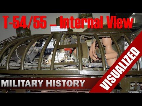 [Tanks] T-54/55 Internal View