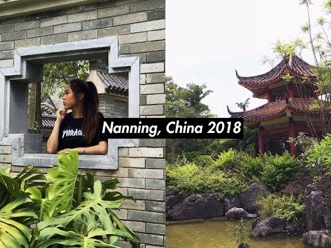 My Trip to Nanning China!