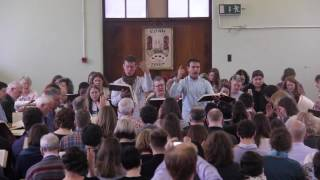 191 Virginia - The Seventh Ireland Sacred Harp Convention, 2017 (Sunday) HD