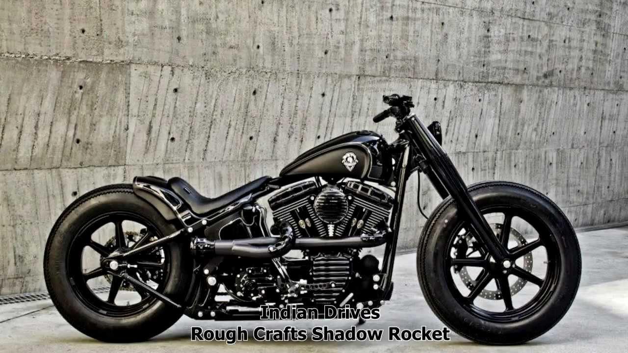 Harley Davidson Fatboy Shadow Rocket