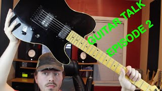 Guitar Talk Ep 02 ( Schecter  PT)