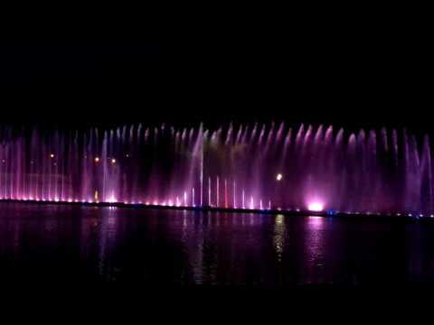Вінницькі фонтани