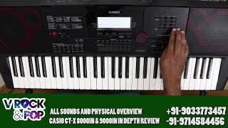 CASIO CT-X 8000IN & 9000IN IN-DEPTH  FULL REVIEW WATCH TILL END 9033773457