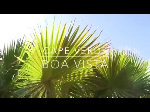 Boa Vista, Cape Verde - Africa Family Holiday Video | Vlog