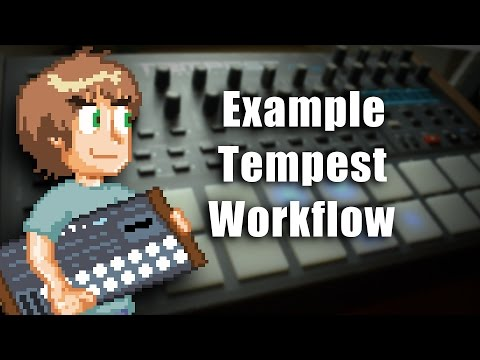 Example DSI Tempest Workflow By Steven Morris