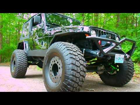 Stroker jeep with loud cams