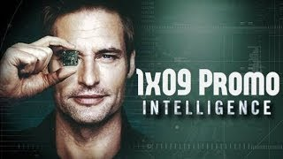 Intelligence 1x09 Promo Athens Season 1 Episode 9