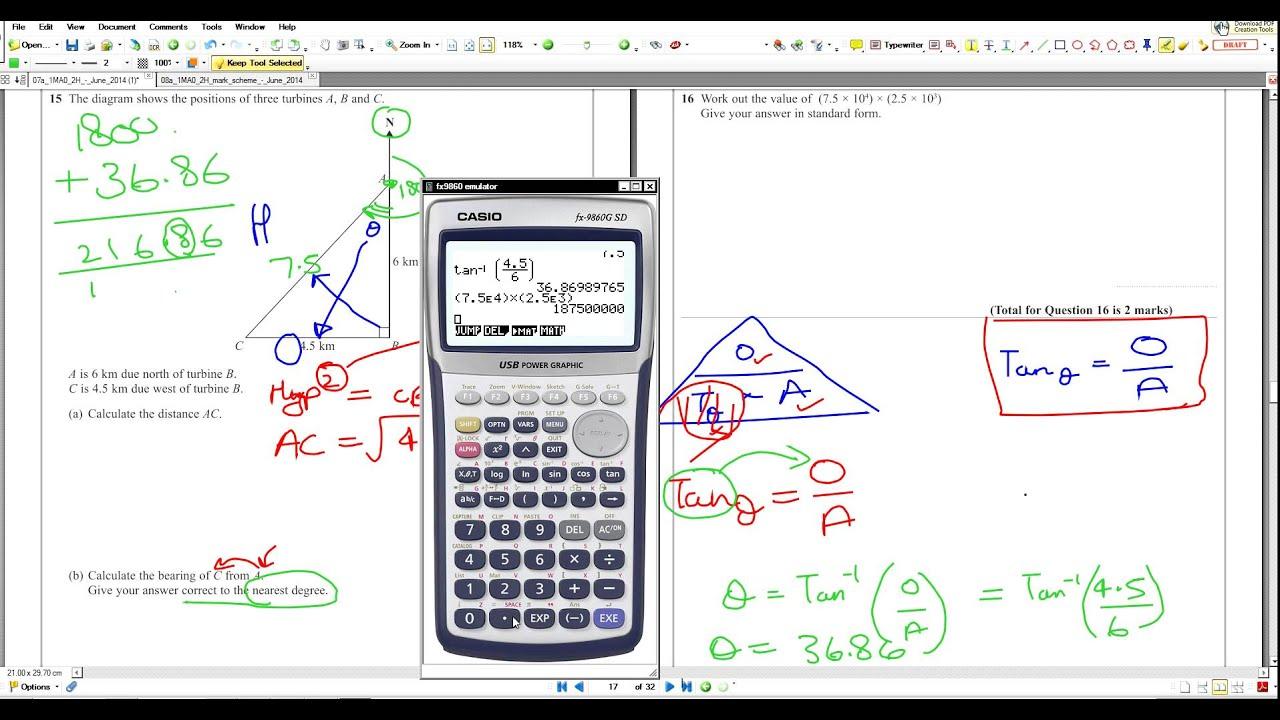 1mao2h 2 array q16 2014 maths a paper2 edexcel 1mao 2h model answers youtube rh youtube com fandeluxe Choice Image
