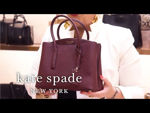 New Handbags: Suede, Satchels & Crossbody Bags | Talking Shop | Kate Spade New York