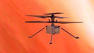 Первый марсианский беспилотник Ingenuity (пуск отложен на неопределенное время)