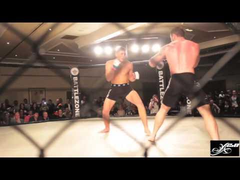 Athlete 2.0 presents (Part 1) Ciaran Daly vs Thomas Hogan Battlezone 9