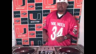 TREACH DJ MR MIXX SCRATCHING ITS TIME