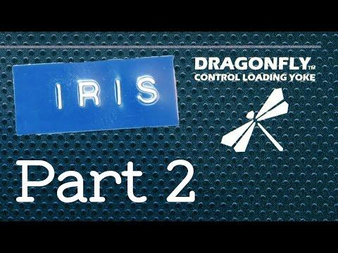 Iris Dynamics Dragonfly Yoke with FSX & FS-Force (Part 2)