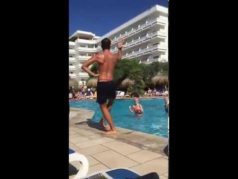 Mann tanzt single ladies