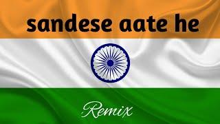 sandese aate he ( remix ) | marathi mixer